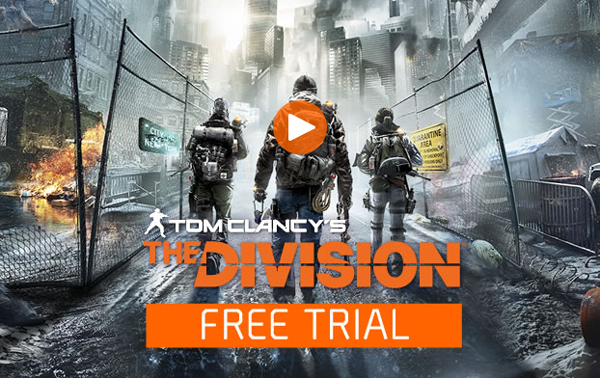 Tom Clancy's The Division Free Trial